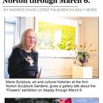 Marie Scripture: Ann Norton Sculpture Gardens